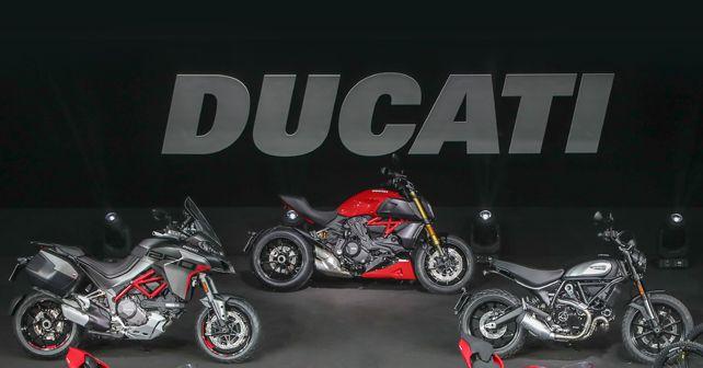 Ducati reveals new Scrambler, Multistrada & Diavel versions for 2020