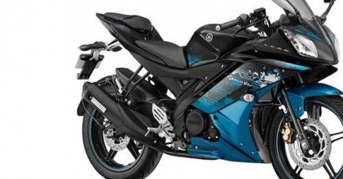 2015 Yamaha R15 Streaking Cyan 12