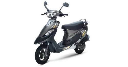 2016 TVS Scooty Pep Plus