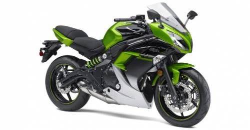 2016 Kawasaki Ninja 650 M