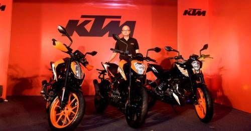 2017 KTM Duke India Launch
