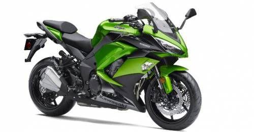 2017 Kawasaki Ninja 1000 M