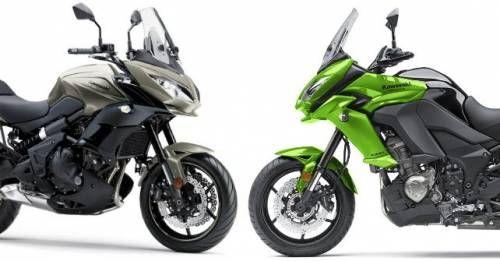 2017 Kawasaki Versys650 Versys1000 M