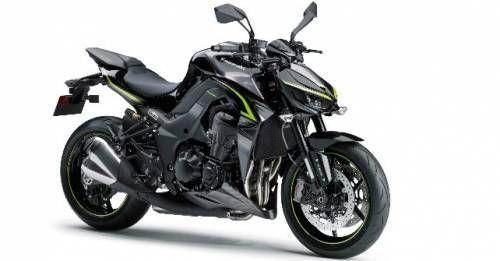 2017 Kawasaki Z1000 R M