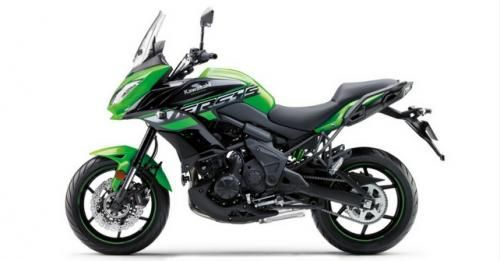 2018 Kawasaki Versys 650 India