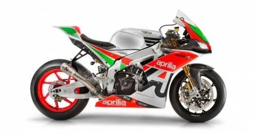 Aprilia RSV4 FW GP