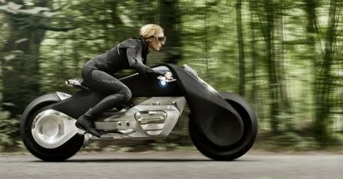 BMW Motorrad Vision Next 100 Concept 3