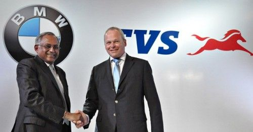 BMW And TVS