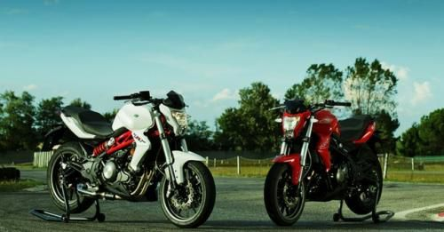 Benelli Tnt300 ABS