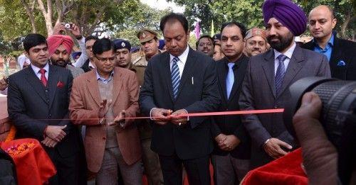 Honda inaugurates a Traffic Park in Chandigarh