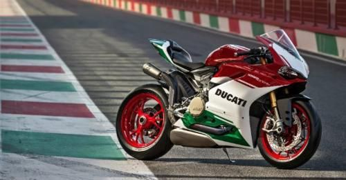 Ducati 1299 Panigale R Final Edition M