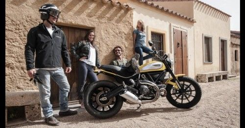 Ducati Scrambler News Nov 2014