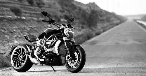 Ducati XDiavel Three Quarter