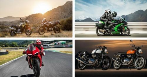 EICMA 2017 India Bound Motorcycles