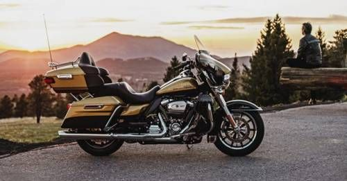 Harley Davidson Milwaukee 107 3