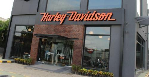 Harley Davidson Concept Store Kolhapur M1
