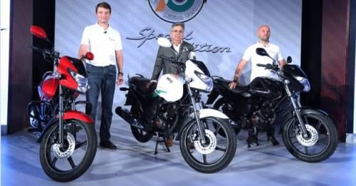 Hero Achiever 150 Launch