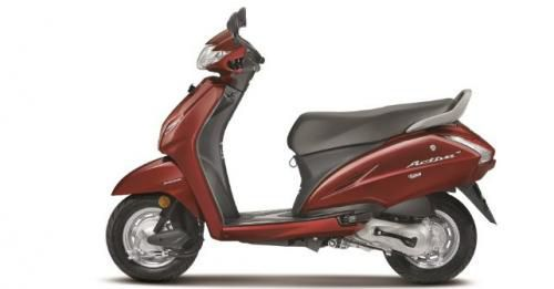 Honda Activa 4G Launched M