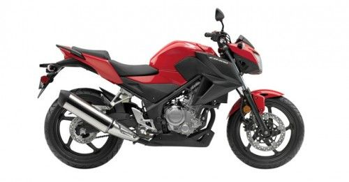 Honda CB300F Naked