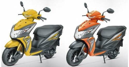 Honda Dio BS IV M