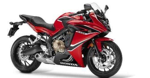Honda Cbr 650f Updated EICMA M