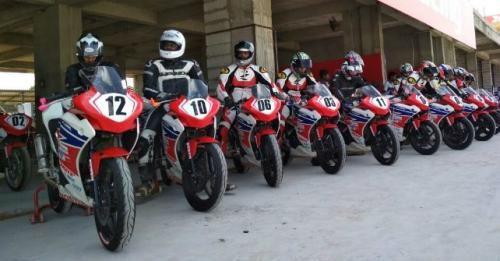 Honda Ten10 Racing Academy Pit Lane M1
