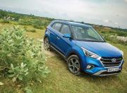Hyundai Creta front static