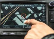 Hyundai Creta touchscreen