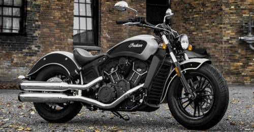 Indian Scout Sixty Two Tone