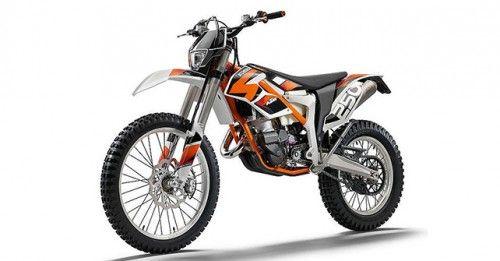 KTM 250 Freeride
