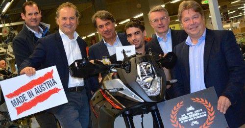 KTM Austria Produciton