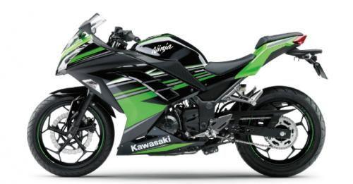 Kawasaki Ninja 300 M