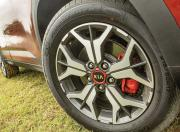 Kia Seltos alloy wheels