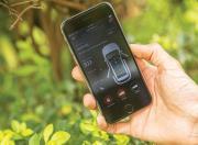 MG Hector smartphone app