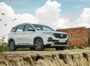 MG Hector static