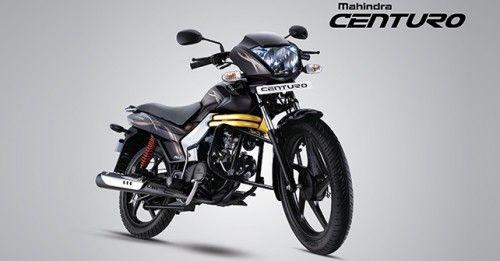 Mahindra Centuro Bike
