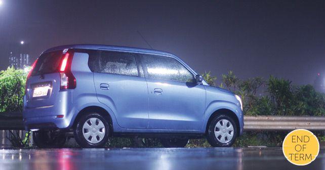 Maruti Suzuki Wagon R Dynamic