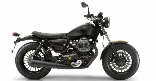 Moto Guzzi V9 Bobber Roamer M