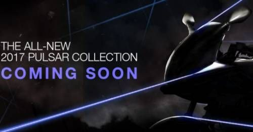 New 2017 Bajaj Pulsar Range M