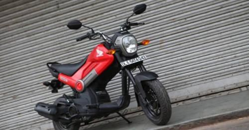 New Honda Navi Front