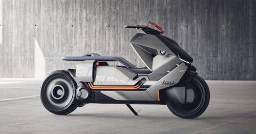 P90260576 HighRes Bmw Motorrad Concept