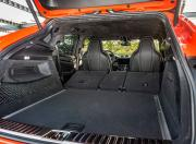 Porsche Cayenne Coupe boot space
