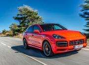 Porsche Cayenne Coupe - Photos