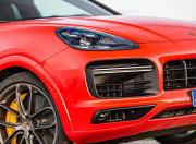 Porsche Cayenne Coupe front end