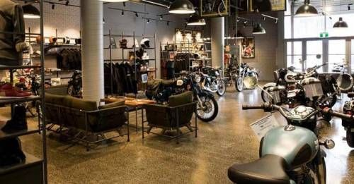 Royal Enfield Australia Exclusive Store