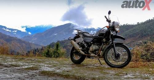 Royal Enfield Himalayan FI Launched M
