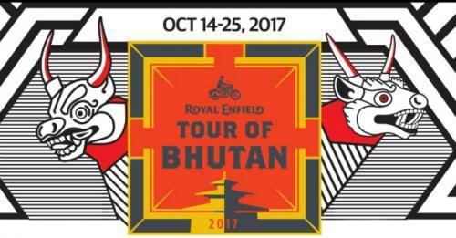 Royal Enfield Tour Of Bhutan 2017 M