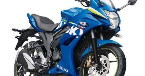 Suzuki Gixxer SF Press Shot1