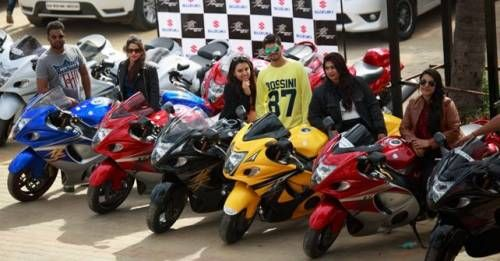 Suzuki Hayabusa Day India