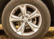 Tata Harrier alloy wheel